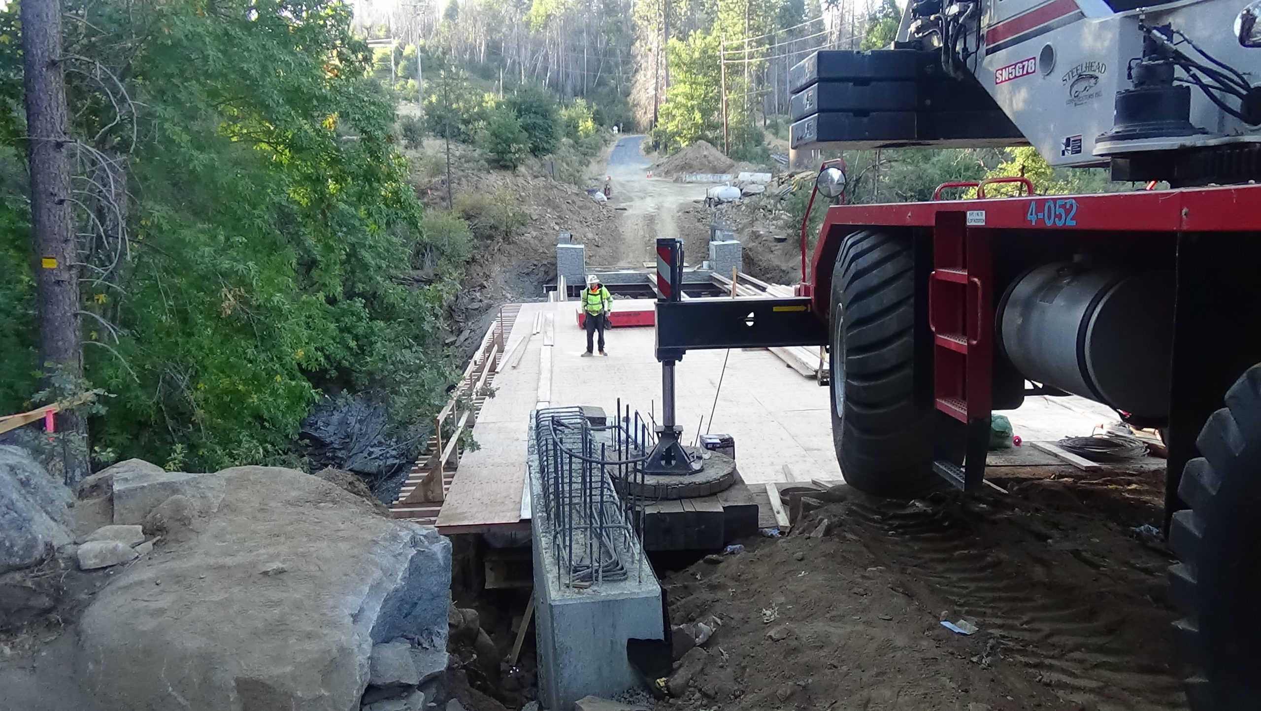Hardin Flat Bridge Replacement